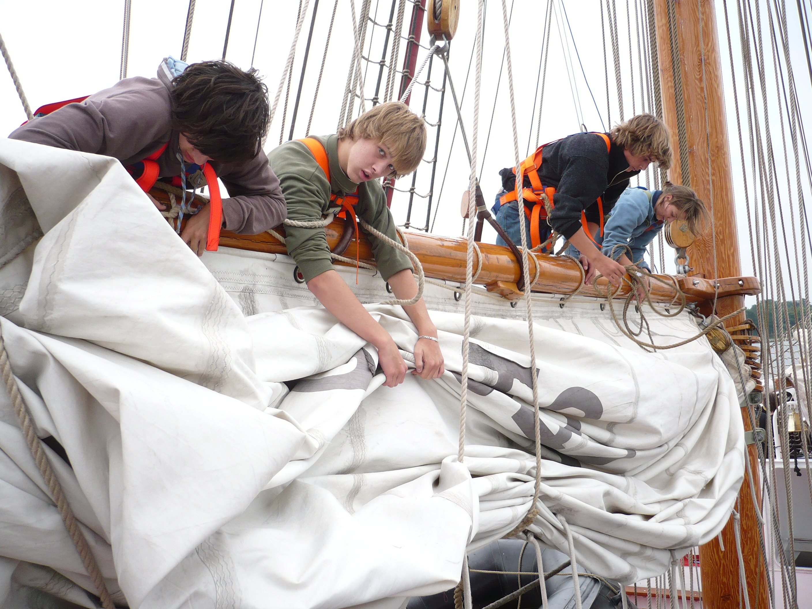 Summerschool Sail (neu In 2020)
